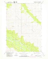 Topo map Anchorage B-7 SE Alaska
