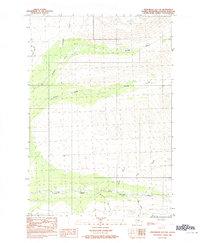 Topo map Anchorage D-7 SW Alaska