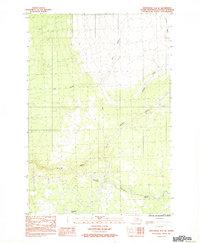 Topo map Anchorage D-8 SE Alaska