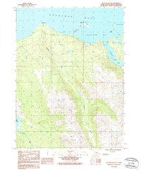 Topo map Seldovia B-5 NE Alaska