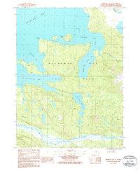 Topo map Seldovia C-4 SE Alaska