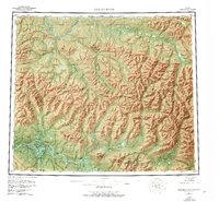 Topo map Ambler River Alaska