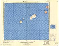 Topo map Amukta Alaska