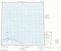 Topo map Barter Island Alaska