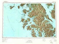 Topo map Craig Alaska