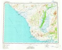 Topo map Noatak Alaska