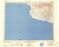Topo map Nome Alaska