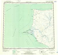 Topo map Point Hope Alaska