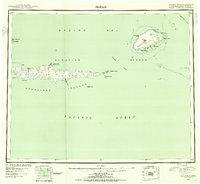 Topo map Seguam Alaska