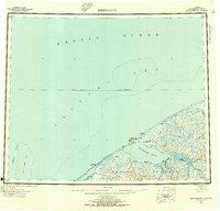 USGS 1:250000-scale Quadrangle for Shishmaref, AK 1950 - ScienceBase ...