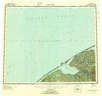 Alaska Topo Map Shishmaref