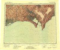 Topo map Solomon Alaska