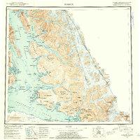 Topo map Sumdum Alaska