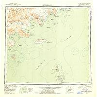 Topo map Sutwik Island Alaska
