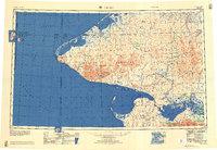 Topo map Teller Alaska