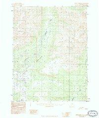 Topo map Ambler River A-1 Alaska