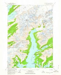 Topo map Anchorage A-2 Alaska