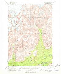 Topo map Anchorage D-5 Alaska