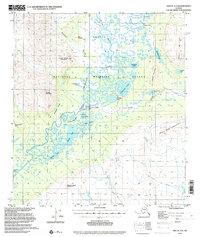 Topo map Arctic A-3 Alaska