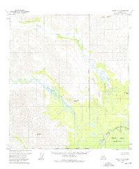 Topo map Arctic A-4 Alaska