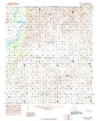Topo map Arctic B-2 Alaska