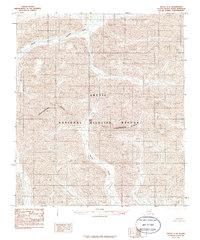 Topo map Arctic C-4 Alaska