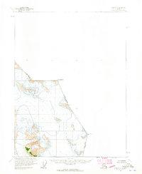 Topo map Atlin A-7 Alaska