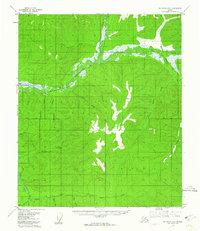 Topo map Big Delta D-5 Alaska