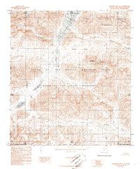Topo map Chandler Lake A-5 Alaska