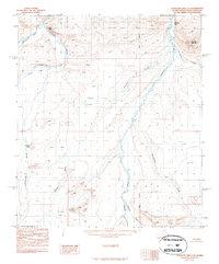 Topo map Chandler Lake C-4 Alaska
