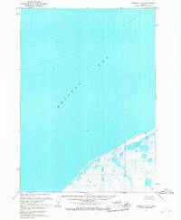 Topo map Chignik C-6 Alaska