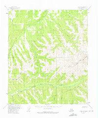 Topo map Circle A-3 Alaska