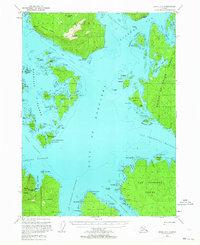 Topo map Craig C-5 Alaska