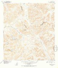 Topo map Healy A-4 Alaska