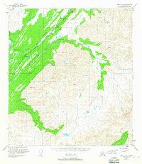 Topo map Healy A-5 Alaska