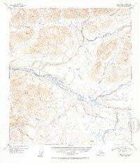 Topo map Healy B-3 Alaska