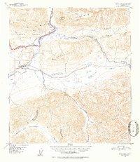 Topo map Healy B-4 Alaska