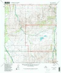 Topo map Healy D-6 Alaska