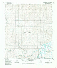 Topo map Ikpikpuk River A-5 Alaska