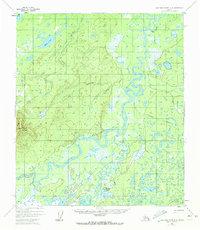 Topo map Kantishna River A-2 Alaska