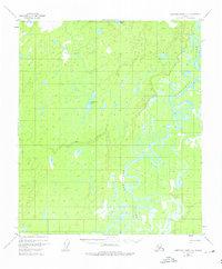 Topo map Kantishna River C-1 Alaska