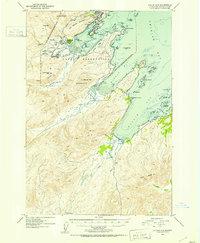 Topo map Kodiak C-2 Alaska