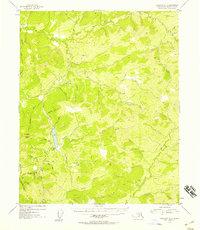 Topo map Livengood C-3 Alaska
