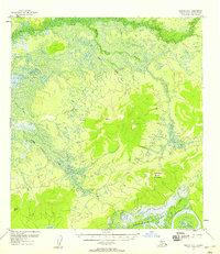 Topo map Medfra A-5 Alaska