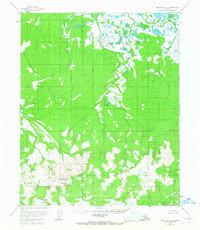 Topo map Melozitna C-4 Alaska