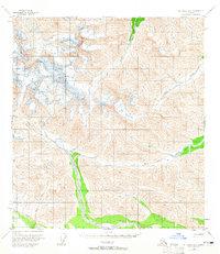 Topo map Mount Hayes A-1 Alaska