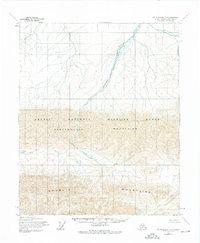 Topo map Mount Michelson C-3 Alaska