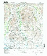 Topo map Nome C-1 Alaska