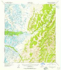 Topo map Norton Bay B-4 Alaska
