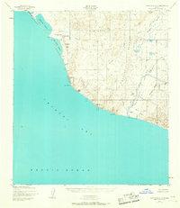 Topo map Point Hope A-2 Alaska